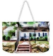 American Beautiful House Weekender Tote Bag