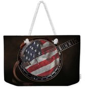 American Bluegrass Music Weekender Tote Bag