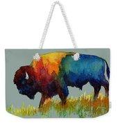 American Buffalo IIi Weekender Tote Bag
