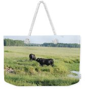 American Cattle Weekender Tote Bag