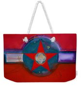American Chinoiserie Cat Weekender Tote Bag