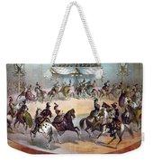 American Circus, C1872 Weekender Tote Bag