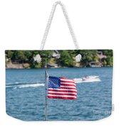 American Dream Weekender Tote Bag