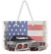 American Dream Machine Weekender Tote Bag