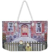 American Dreams Weekender Tote Bag