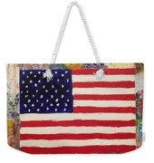 American Elegy Weekender Tote Bag