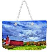 American Farmer Weekender Tote Bag
