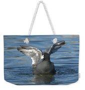American Flapper Weekender Tote Bag