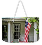 American Front Porch Weekender Tote Bag