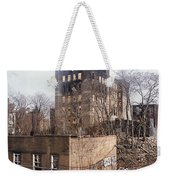 American Ghetto - The South Bronx In New York City Weekender Tote Bag