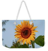 American Giant Sunflower In The Morning Weekender Tote Bag