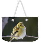 American Gold Finch Weekender Tote Bag