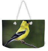 American Golden Finch Weekender Tote Bag