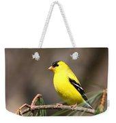 American Goldfinch II Weekender Tote Bag