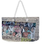 American Graffiti Weekender Tote Bag