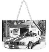 American Heartland Weekender Tote Bag