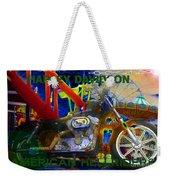 American Hellriders Weekender Tote Bag
