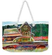 American Heritage Weekender Tote Bag