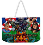 American Horror Story Freak Show Weekender Tote Bag
