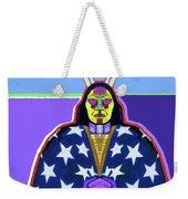 American Indian By Nixo Weekender Tote Bag