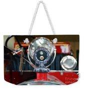 American Lafrance Vintage Fire Truck Gas Cap Weekender Tote Bag