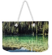 American Lake Weekender Tote Bag