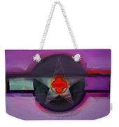 American Lilac Weekender Tote Bag