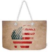 American Mammal The Bison Weekender Tote Bag