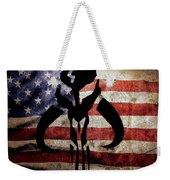 American Mandalorian Weekender Tote Bag
