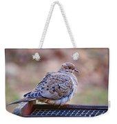 American Mourning Dove Weekender Tote Bag