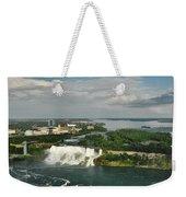 American Niagara Falls #2 Weekender Tote Bag