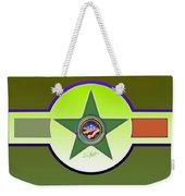 American Olive Weekender Tote Bag
