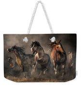 American Paint Horses Weekender Tote Bag