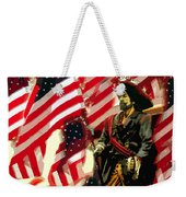 American Pirate Weekender Tote Bag by David Lee Thompson