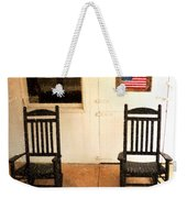 American Porch Weekender Tote Bag