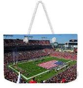 American Pride Bucs Style Weekender Tote Bag