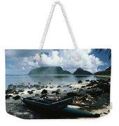 American Samoa Weekender Tote Bag