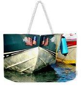 American Sea Spirit Weekender Tote Bag