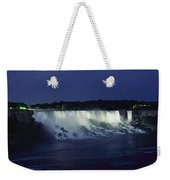 American Side Of Niagara Falls, Seen Weekender Tote Bag