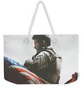 American Sniper 2014 Weekender Tote Bag