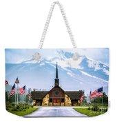 American Soldiers Chapel Weekender Tote Bag