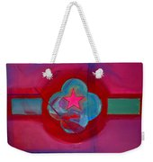 American Spiritual Decal Weekender Tote Bag