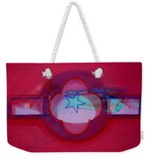 American Star Of The Sea Weekender Tote Bag