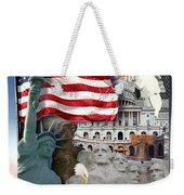 American Symbolicism Weekender Tote Bag