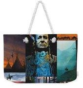 American Tapestry Weekender Tote Bag