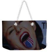 American Tounge Weekender Tote Bag