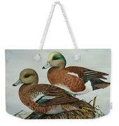 American Widgeons Weekender Tote Bag
