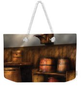 Americana -  In The Corner Of The General Store  Weekender Tote Bag