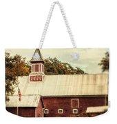 Americana Barn Weekender Tote Bag