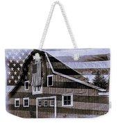 Americana Glory Weekender Tote Bag